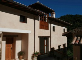 casas tierra y luna - exterior